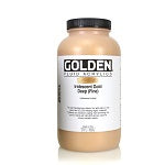 Golden Fluid Acrylic Iridescent Gold Deep (fine) 32 oz