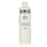 Golden Fluid Acrylic Iridescent Pearl (fine) 16 oz