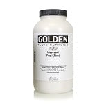 Golden Fluid Acrylic Iridescent Pearl (fine) 32 oz