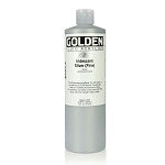 Golden Fluid Acrylic Iridescent Silver (fine) 16 oz