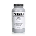 Golden Fluid Acrylic Iridescent Silver (fine) 32 oz