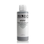 Golden Fluid Acrylic Iridescent Stainless Steel 4 oz