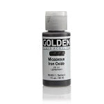 Golden Fluid Acrylic Micaceous Iron Oxide 1 oz