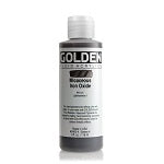 Golden Fluid Acrylic Micaceous Iron Oxide 4 oz