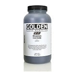 Golden Fluid Acrylic Micacious Iron Oxide 32 oz