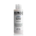 Golden Fluid Acrylic Interference Blue (fine) 4 oz