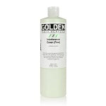 Golden Fluid Acrylic Interference Green (fine) 16 oz