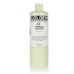 Golden Fluid Acrylic Interference Gold (fine) 16 oz