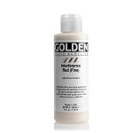 Golden Fluid Acrylic Interference Red (fine) 4 oz