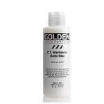 Golden Fluid Acrylic Interference C.T. Green-Blue 4 oz