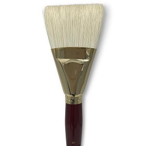 Connoisseur 2102 Pure Synthetic Bristle - Bright #24
