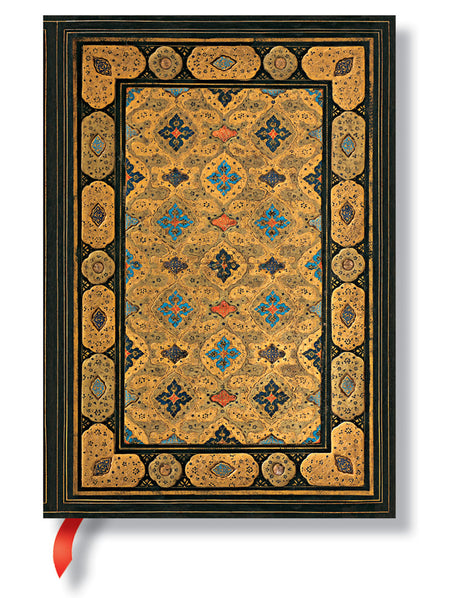"Paperblanks Journal Shiraz: Shiraz Midi Lined 5"" X 7"", 144 pages"
