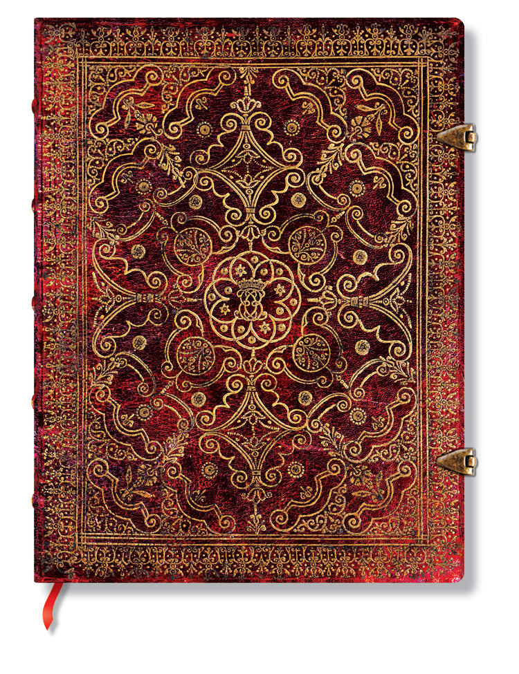 "Paperblanks Journal - Equinoxe Carmine Ultra Lined 7"" X 9"""