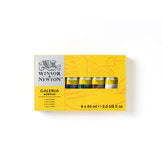 Winsor & Newton Galeria Acrylics set of 6