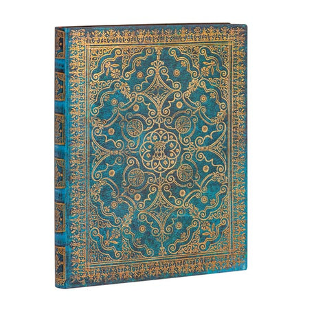 "Paperblanks Flexi Azure Ultra 7""x 9"" Unlined - 240 Page Count"