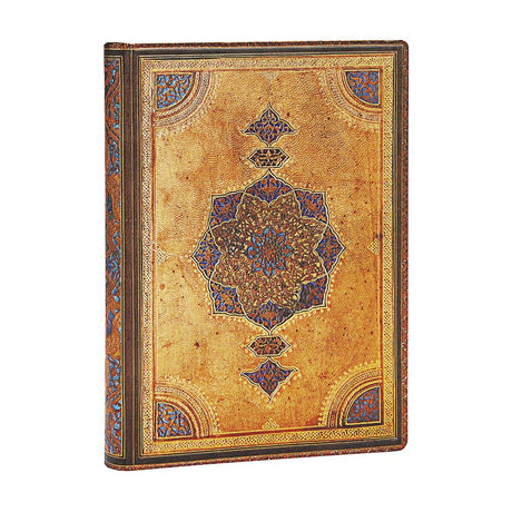 "Paperblanks Safavid Signature Edition 240 pages Midi Lined 5"" x 7"""