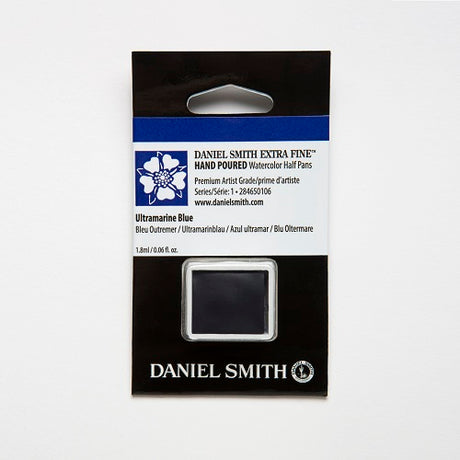 Daniel Smith Extra Fine Watercolor Half Pan - Ultramarine Blue