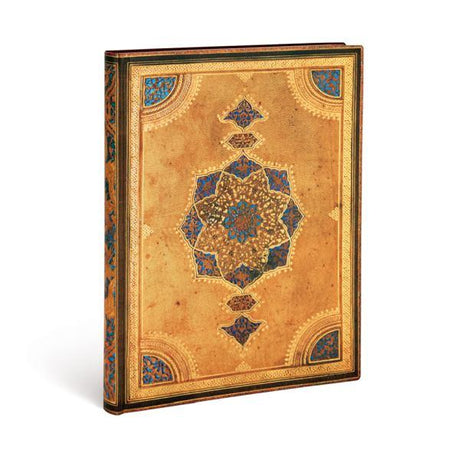 "Paperblanks Flexi Safavid Ultra 7""x 9"" Lined - 240 Page Count"