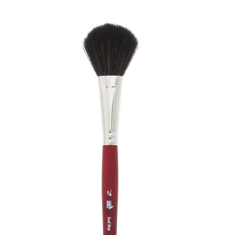 Princeton Series 3950 Velvetouch Mixed Media Brush - Oval Mop