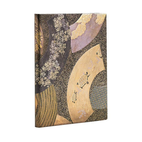"Paperblanks Ougi Midi 5""x 7""  Unlined -  144 Pages"