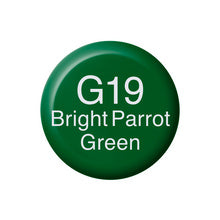 Copic Ink 12ml - G19 Bright Parrot Green