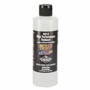 Wicked Multi-Surface Airbrush Reducer - 4012 High-Performance Reducer 8oz