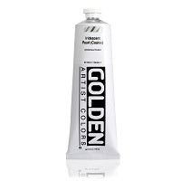 Golden Heavy Body Acrylic Iridescent Pearl (Coarse) 5 oz