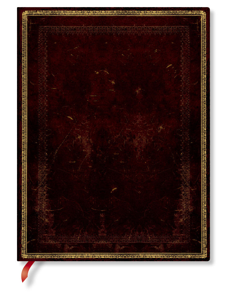 Paperblanks Flexi Black Moroccan Ultra Lined - 176 Page Count
