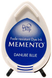 Memento Dye Ink Pad - Dew Drop Danube Blue