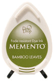 Memento Dye Ink Pad - Dew Drop Bamboo Leaves