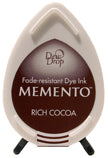 Memento Dye Ink Pad - Dew Drop Rich Cocoa