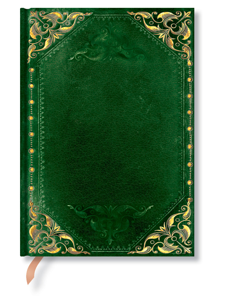 "Paperblanks Journal - Velvet Cape Midi Unlined 5"" X 7"", 144 pages"