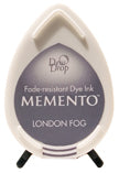 Memento Dye Ink Pad - Dew Drop London Fog