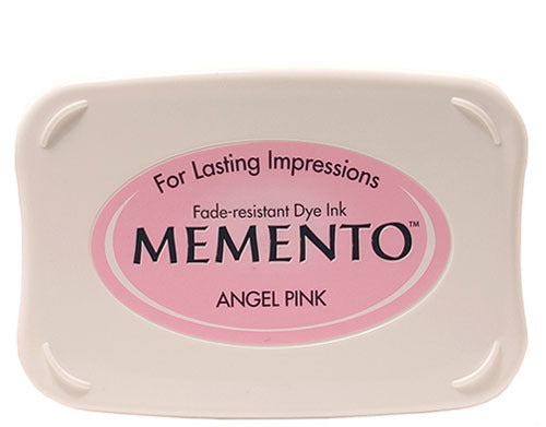 Memento Dye Ink Pad - Angel Pink