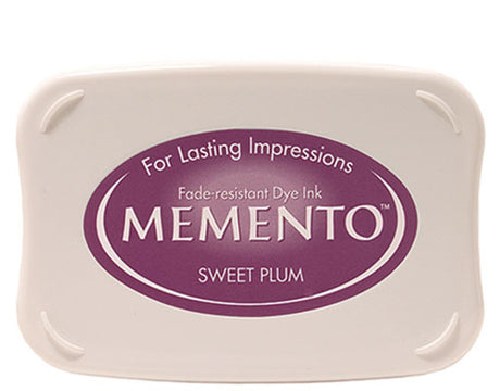 Memento Dye Ink Pad - Sweet Plum