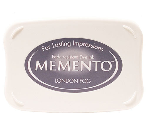 Memento Dye Ink Pad - London Fog