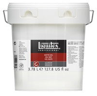 Liquitex Matte Gel Medium 1 gallon