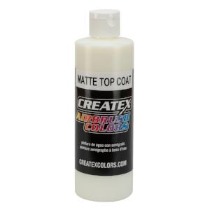 Createx Airbrush Colors Top Coat - Matte 4 fl. oz.