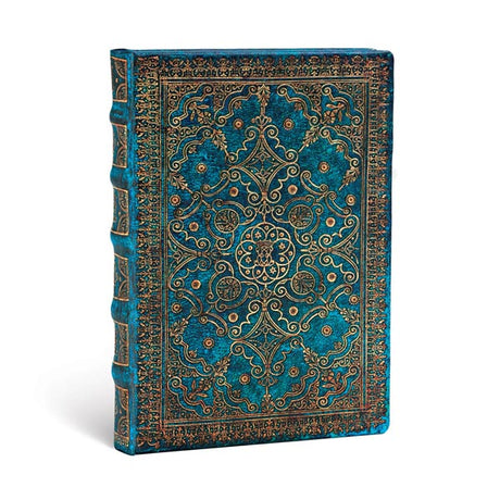 "Paperblanks Azure Signature Edition 240 pages Midi Lined 5"" x 7"""