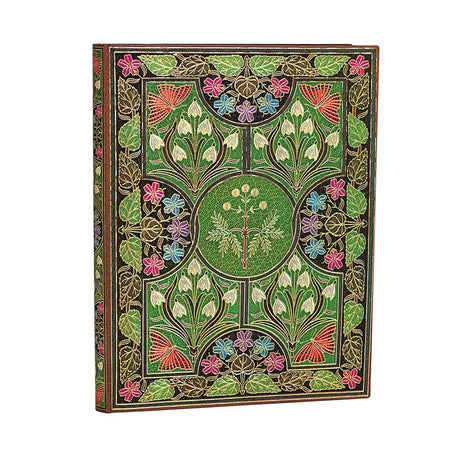 "Paperblanks Flexi Poetry in Bloom Ultra 7""x 9""  Lined -  240 page"
