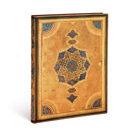 "Paperblanks Flexi Safavid Ultra 7""x 9"" Unlined - 240 Page Count"