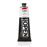 Golden OPEN C.P. Cadmium Red Medium 5 oz