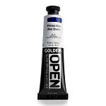 Golden OPEN Phthalo Blue (red shade) 2 oz