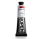 Golden OPEN Quinacridone Red 2 oz