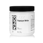 Golden OPEN Titanium White 8 oz