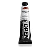 Golden OPEN Transparent Red Iron Oxide 2 oz