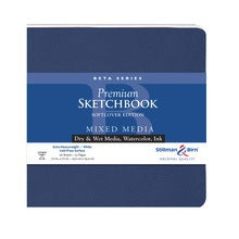 "Stillman & Birn Beta Softcover Sketchbook 7.5"" X 7.5"""