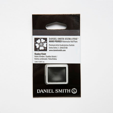 Daniel Smith Extra Fine Watercolor Half Pan - Shadow Violet