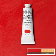 Winsor & Newton Artist Oil Cadmium Red 37ml