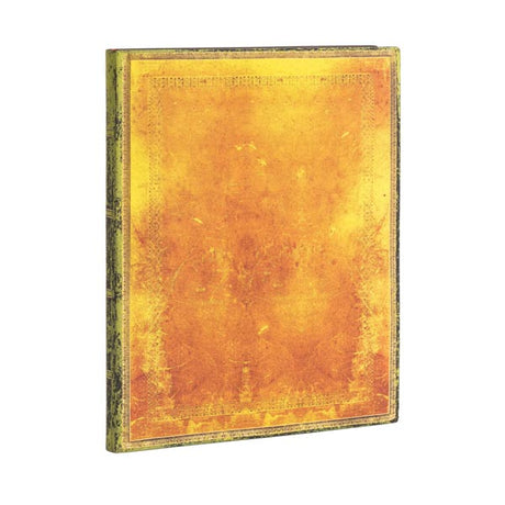 "Paperblanks Flexi Ochre Ultra 7""x 9""  Lined -  240 page"